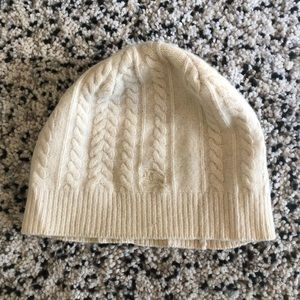 Burberry Cashmere Hat